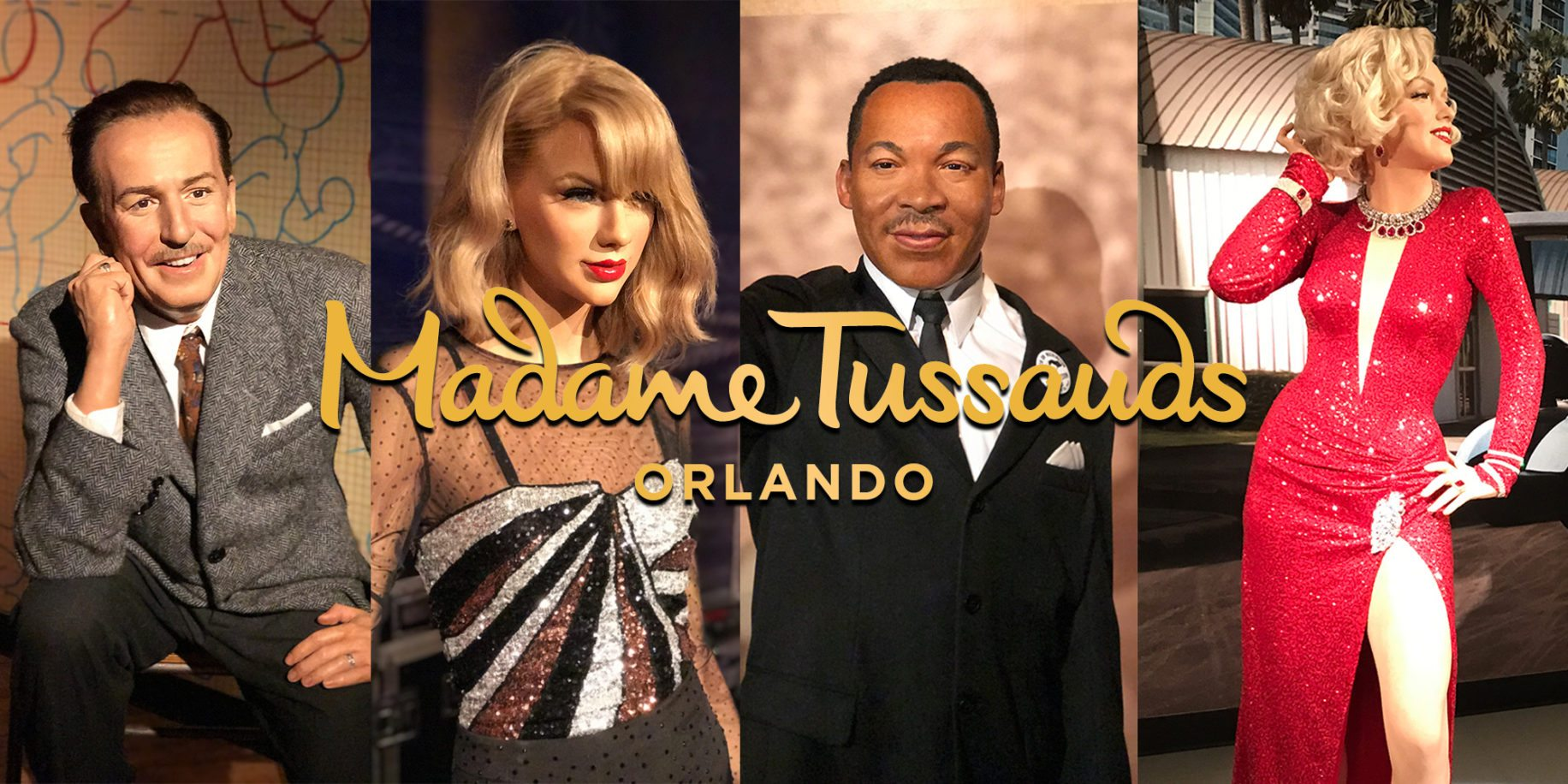 A Geek In Orlando: Top Five Reasons to Visit Madam Tussauds